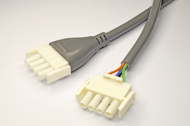 Custom Moulded Connectors