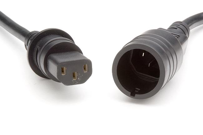 Splash Proof Plug